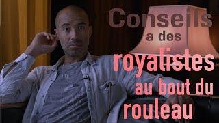Stéphane Edouard : conseils à des royalistes au bout du rouleau