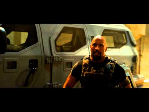 Fast Five | trailer #2 US (2011)