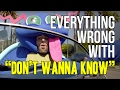 "Lagu Everything Wrong With Maroon 5 - ""Don't Wanna Know"""