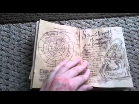 Gravity Falls Book 3 Replica