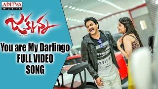 You Are My Darlingo Full Video Song Jakkanna Full Video Songs Sunil Mannara Chopra Dinesh