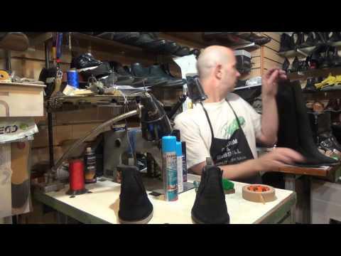 Важные правила и советы по уходу за обувью из замши