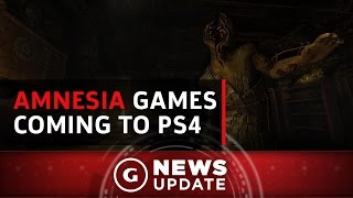 Amnesia Horror Series Coming to PS4 - GS News Update