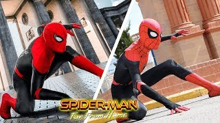 IMITANDO FOTOS DE SPIDERMAN FAR FROM HOME/ IMITATING PHOTOS OF SPIDERMAN FAR FROM HOME - IVANSPIDEY