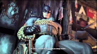Arkham City/New Game Plus/Part 5