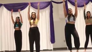 Bollywood Fusion Performance 2016 ft Work Remix, Saiyaan Superstar, Nachan Farate etc