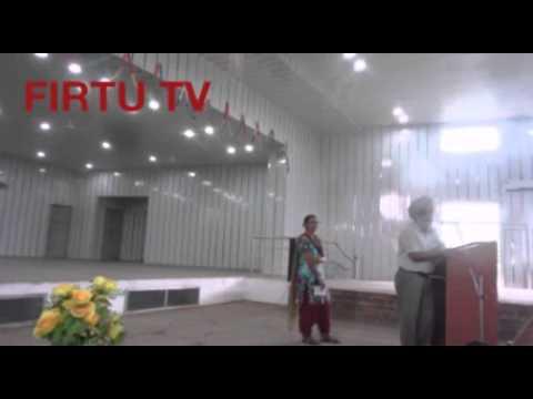 Work shop about punjabi wikipedia in malwa college