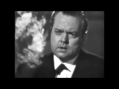 Orson Welles Talks About CITIZEN KANE In 11-minute 1960 Interview