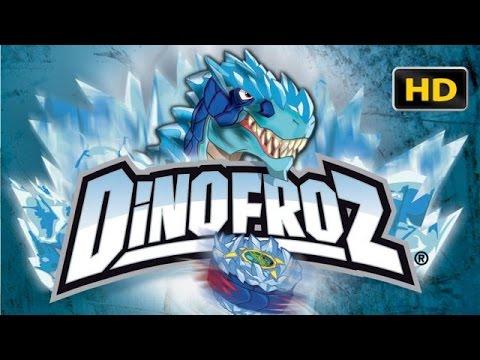 Dinofroz Dinogate Gladius Neceron T Rex Smilodon детские игровые игрушки мультфильм распаковка