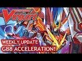 Cardfight Vanguard Weekly Update GB8 Acceleration 15th December 2017 mp3
