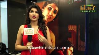 Anjana Keerthi At Anthadhi Movie Team Interview