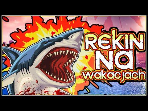 REKIN NA WAKACJACH !! | Sydney Shark