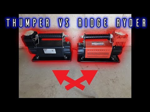 Ridge Ryder Ultimate Comparison Test