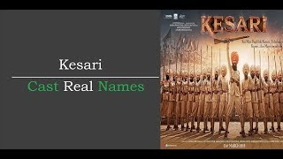 Kesari ★ Film Star ★ Cast ★ Real Names 2019 |FGP |[CCS10]