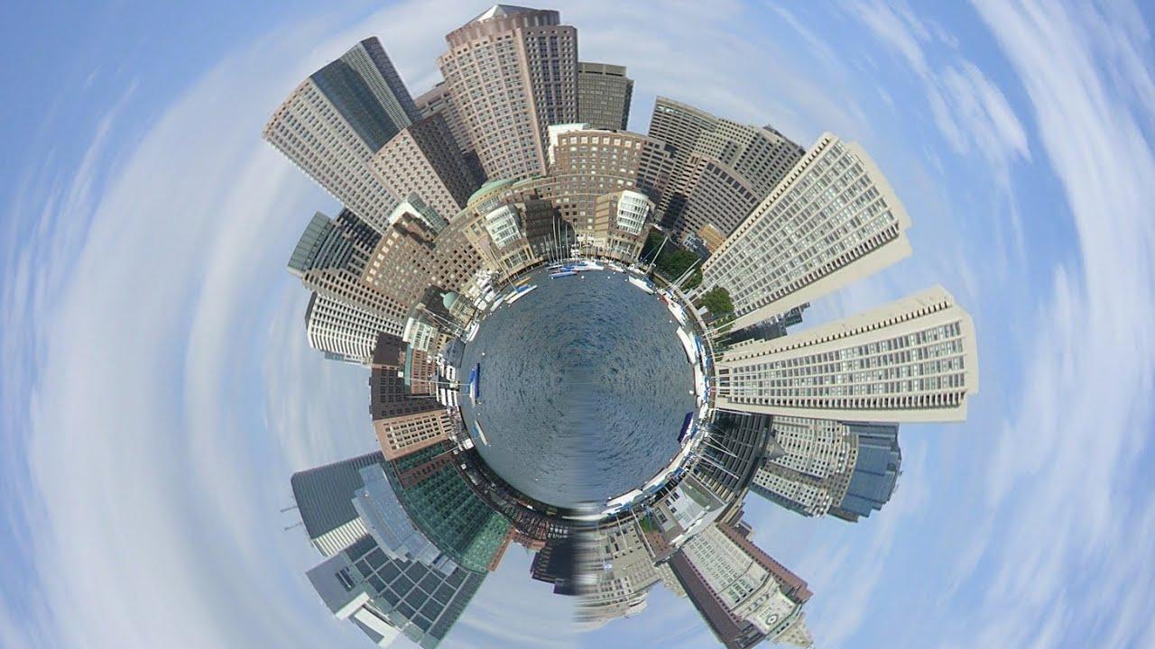 Photoshop Cs5 Tutorial: The Tiny Planet Photo Effect - YouTube