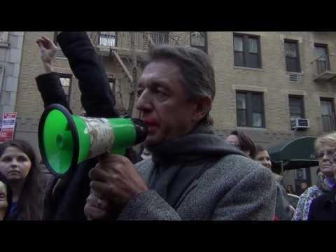 #євромайдан - Нью Йорк! 12/01/2013 Ukrainian UN Ambassador Yuriy A. Sergeyev supports