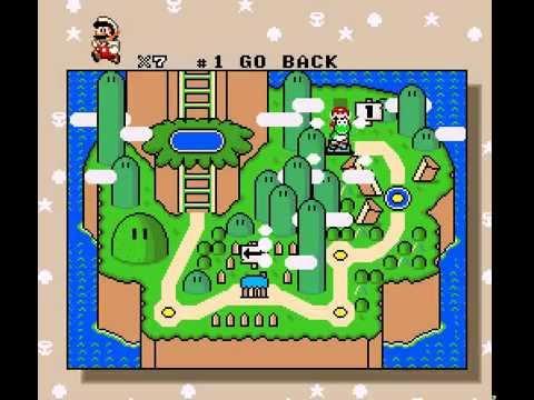MARIO (hack) - Horrible Games: MARIO (Creepypasta Super Mario World Hack) - User video