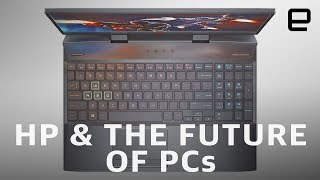 How HP views the future of PCs at CES 2019