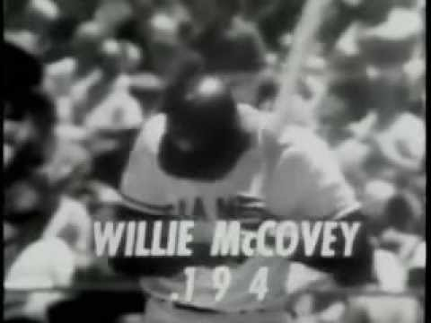 The McCovey Shift (https://www.facebook.com/baseballhistoryshorts/)