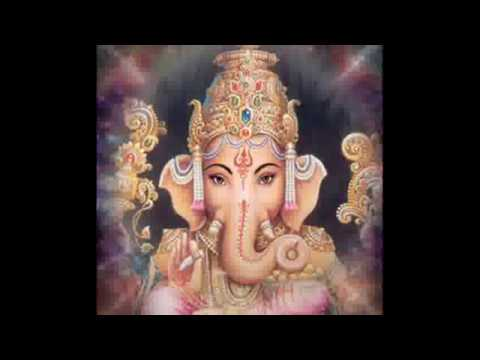 Ganesha Pancharatnam Stotram Mantra by MS Subbulakshmi (MSS)