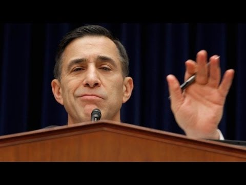 Tyrant Darrell Issa Cuts Off Elijah Cummings Mic During IRS Hearing
