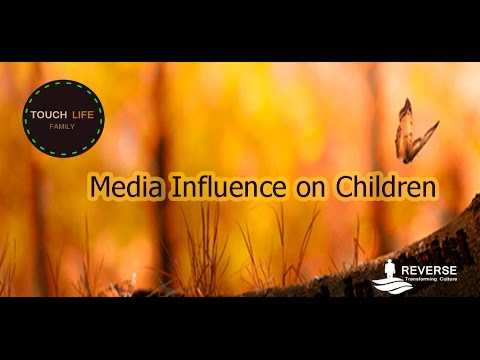 Singapore - Touchlife - Media Influence on Children