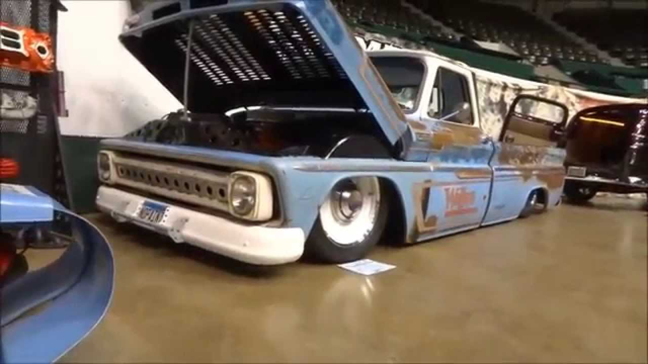 Bad ass bagged 65 c10 youtube