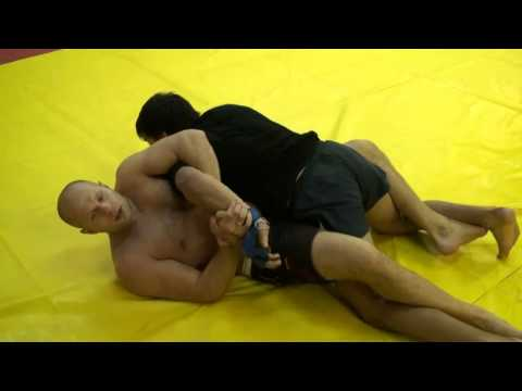 Fedor Emelianenko training Image 1