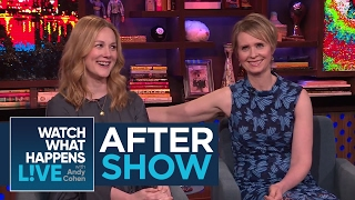 After Show: Cynthia Nixon Doesn