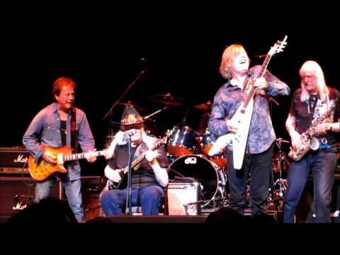 BluesFest 8/23/12 with Johnny and Edgar Winter, Rick Derringer and Kim Simmonds