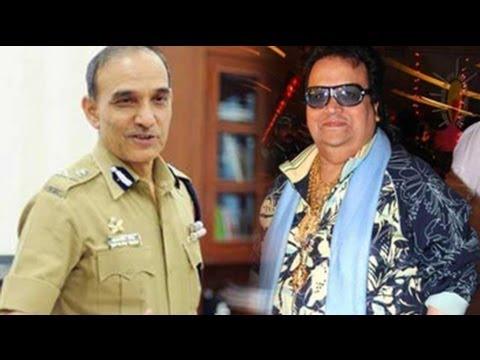 Bappi Lahiri joins BJP, former top cop may follow