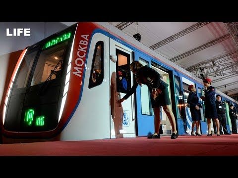 Парад поездов метро