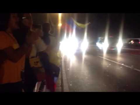 Venezuelans celebrate Hugo Chavez's death in South Florida
