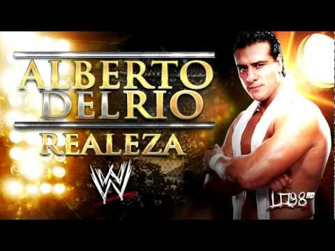 Wwe:alberto Del Rio Entrance Theme:realeza 2013 (full)(itunes Release) + Download Link video
