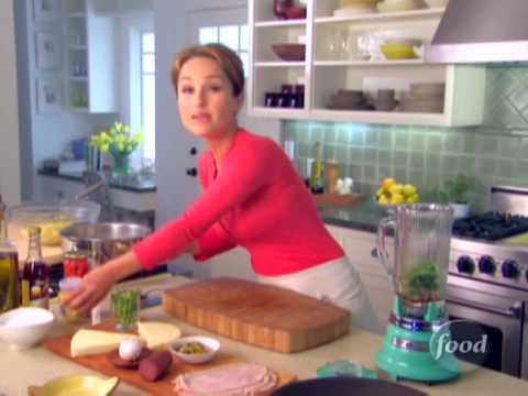Refreshing Antipasto Salad-Food Network