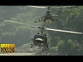 Rambo First Blood 2 (1985)   Helicopter Vs Helicopter Scene (1080p) FULL HD