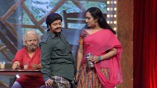 Thakarppan Comedy l Cinema spoof from the movie 'Chattambinaadu' l Mazhavil Manorama