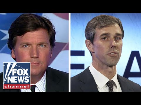 Tucker: Beto hates border walls