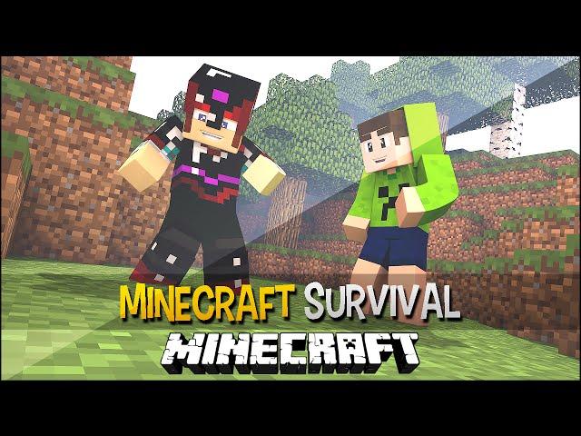 Minecraft Survival Ep.139 -  ARMADURA DA THE QUEEN !!
