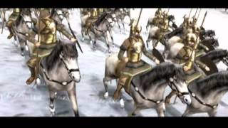 Интро-видео Rome: Total War. Barbarian Intro