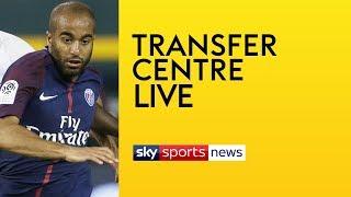LIVE! Sky Sports News Transfer Deadline Day | Riyad Mahrez FURIOUS at Man City deal collapse!