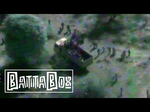 Women, Children & Boko Haram Flee Nigeria Airstrikes