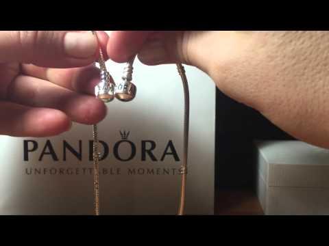 Видео как проверить подлинность Пандоры