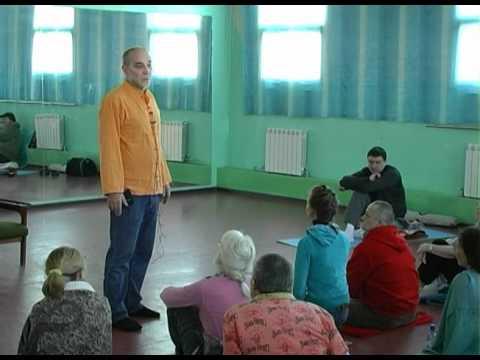 Илья Беляев. Тренинг 7-8 апреля 2012г. Часть 3.