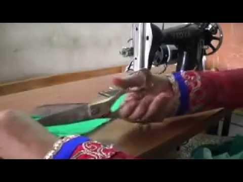 Saree Blouse stiching in Telugu part 01