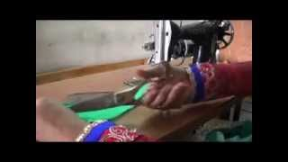 Saree Blouse stiching in Telugu part 01