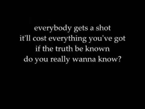 Newsboys - Truth Be KnownEverybody Gets A Shot (Ger