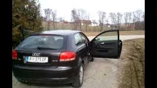 Audi A3 Hifonics Sound^^
