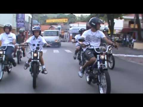 Passeata de Bicicicletas WIND em Pedreira (27/03/2010)