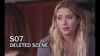 Pretty Little Liars Season 7 Deleted Scene #2   Hanna Explains Why She Wanted to Marry Caleb